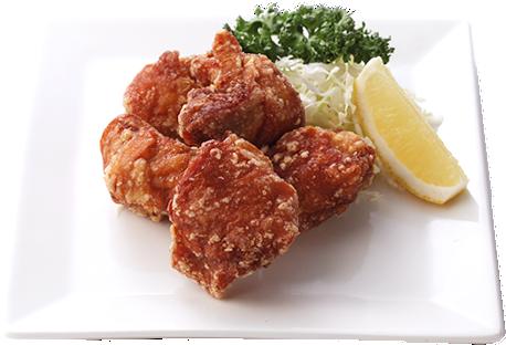 大分中津からあげを源流とした、鶏 kei 独自のこだわりの味。